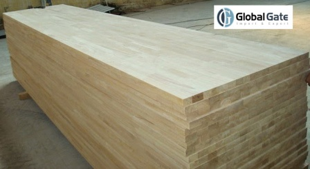 A part in the production process of Finger Joint Board (Part 2)